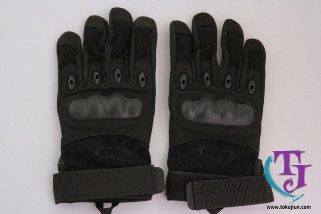 Oakley Gloves Black Full Toko Jiun Tag 3